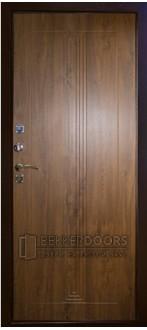 Дверь Аргус Тепло (Терморазрыв) Винорит