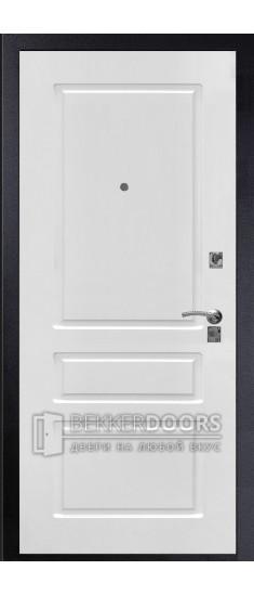 Дверь ДМ Честер Белый (Внутренняя)