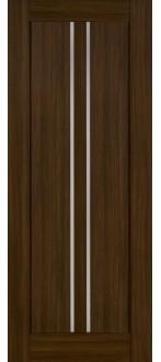 Дверь Вертикаль  ПО Каштан мелинга