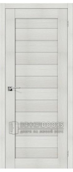 Дверь ЭКО Порта-21 Bianco Veralinga