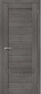 Дверь ЭКО Порта-21 Grey Veralinga