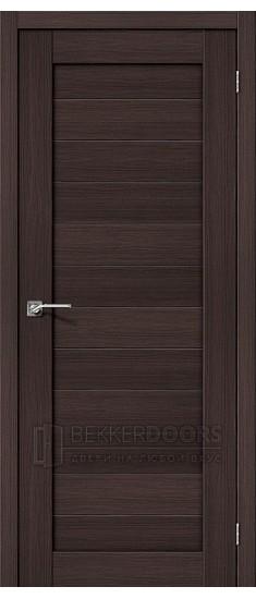 Дверь ЭКО Порта-21 Wenge Veralinga