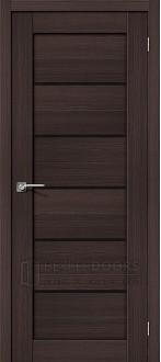 Дверь ЭКО Порта-22 Wenge Veralinga Black Star