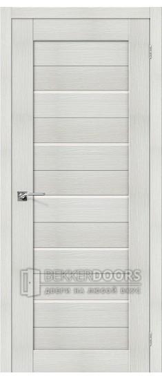 Дверь ЭКО Порта-22 Bianco Veralinga Magic Fog