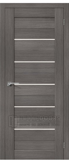 Дверь ЭКО Порта-22 Grey Veralinga Magic Fog
