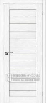 Дверь ЭКО Порта-22 Snow Veralinga Magic Fog