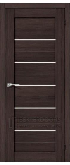 Дверь ЭКО Порта-22 Wenge Veralinga Magic Fog