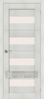 Дверь ЭКО Порта-23 Bianco Veralinga Magic Fog