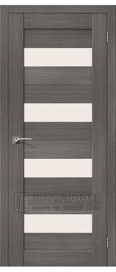 Дверь ЭКО Порта-23 Grey Veralinga Magic Fog