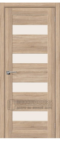 Дверь ЭКО Порта-23 Light Sonoma Magic Fog