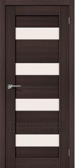 Дверь ЭКО Порта-23 Wenge Veralinga Magic Fog