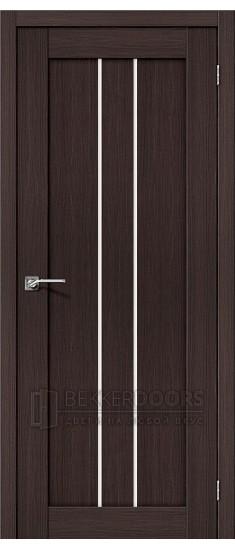 Дверь ЭКО Порта-24 Wenge Veralinga Magic Fog