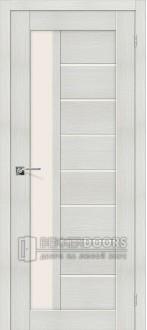 Дверь ЭКО Порта-27 Bianco Veralinga Magic Fog