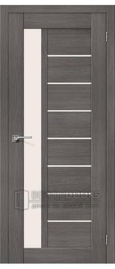 Дверь ЭКО Порта-27 Grey Veralinga Magic Fog