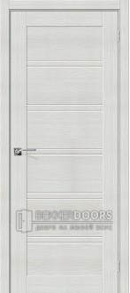 Дверь ЭКО Порта-28 Bianco Veralinga Magic Fog