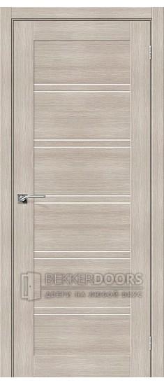 Дверь ЭКО Порта-28 Cappuccino Veralinga Magic Fog