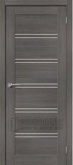 Дверь ЭКО Порта-28 Grey Veralinga Magic Fog