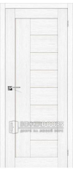 Дверь ЭКО Порта-29 Snow Veralinga Magic Fog