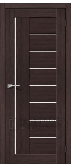 Дверь ЭКО Порта-29 Wenge Veralinga Magic Fog