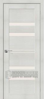 Дверь ЭКО Порта-30 Bianco Veralinga Magic Fog