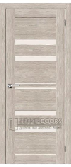 Дверь ЭКО Порта-30 Cappuccino Veralinga Magic Fog