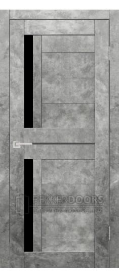 Дверь Твист ПО Бетон светлый