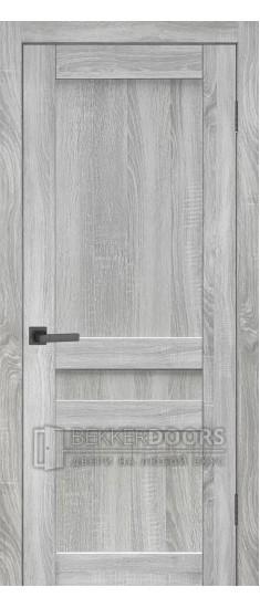 Дверь НЕО 3 ПГ Лайт сонома