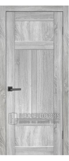 Дверь НЕО 6 ПГ Лайт сонома