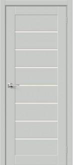 Дверь  HF Браво-22 Grey Mix Magic Fog