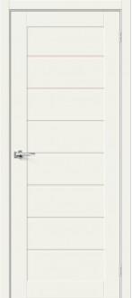 Дверь  HF Браво-22 White Mix Magic Fog