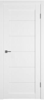 Дверь ПГ Emalex 32 Ice