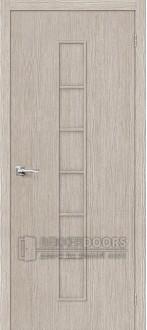 Дверь Браво Тренд-11 3D Cappuccino