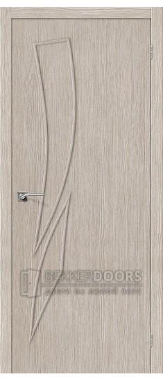 Дверь Браво Мастер-9 3D Cappuccino