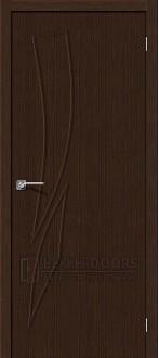 Дверь Браво Мастер-9 3D Wenge