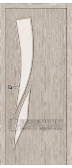 Дверь Браво Мастер-10 3D Cappuccino