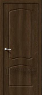 Дверь Альфа-1 ПГ Dark Barnwood