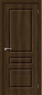 Дверь Скинни-14 ПГ Dark Barnwood