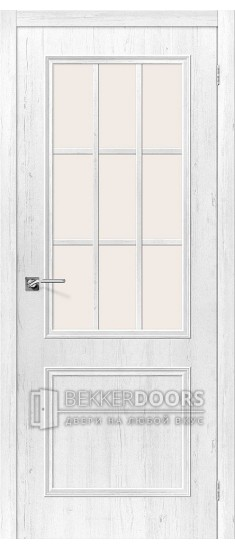 Дверь Браво Симпл-13 Magic Fog 3D Shabby Chic