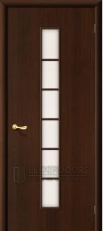 Дверь Браво 2С Л-11 (Венге) ПО СТ-Сатинато