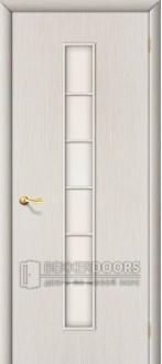 Дверь Браво 2С Л-11 (БелДуб) ПО СТ-Сатинато