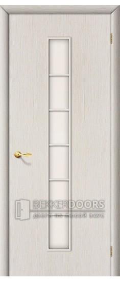 Дверь Браво 2С Л-21 (БелДуб) ПО СТ-Сатинато