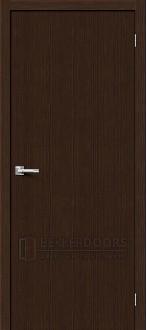 Дверь Браво Тренд-0 3D Wenge