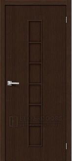Дверь Браво Тренд-11 3D Wenge