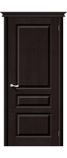 Дверь Браво М5 Т-06 (Темный Лак) ПГ