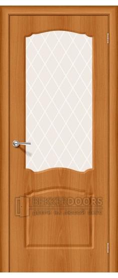 Дверь Альфа-2 ПО Milano Vero White Сrystal