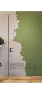 Дверь №3 в глухом варианте под окраску
