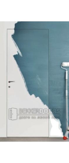 Дверь №5 в глухом варианте под окраску