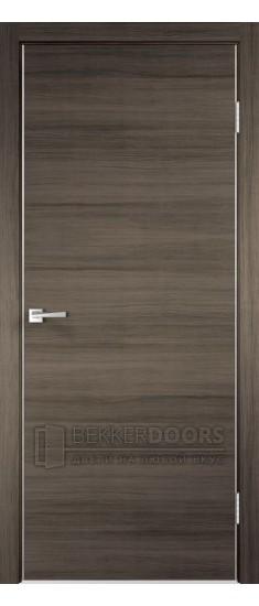 Дверь TEСHNO Дуб серый поперечный
