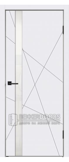 Дверь BekkerDoors Sz1ст Белый