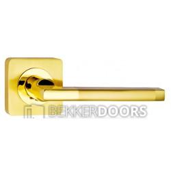 Дверная ручка Мерано золото